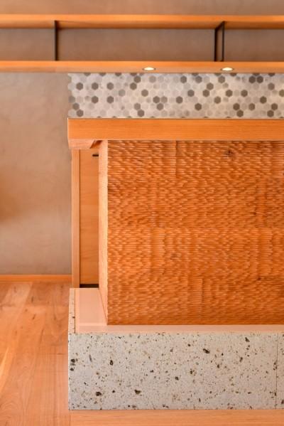 キッチン1 (吉祥寺Nさんの家)