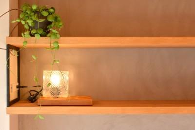 ランプ (吉祥寺Nさんの家)