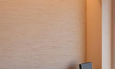 吉祥寺Nさんの家 (左官仕上げ1)