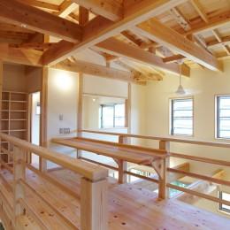 さくら 〜薪ストーブのある木の家〜 (フリースペース・多目的スペース)