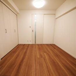 下町の1Kマンション (洋室)