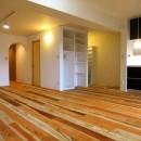 Edelweiss renovation 〜 ふたり暮らしのリノベーション 〜の写真 リビングダイニングキッチン01