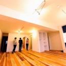 Edelweiss renovation 〜 ふたり暮らしのリノベーション 〜の写真 リビングダイニングキッチン02