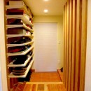 Edelweiss renovation 〜 ふたり暮らしのリノベーション 〜の写真 玄関廻り02