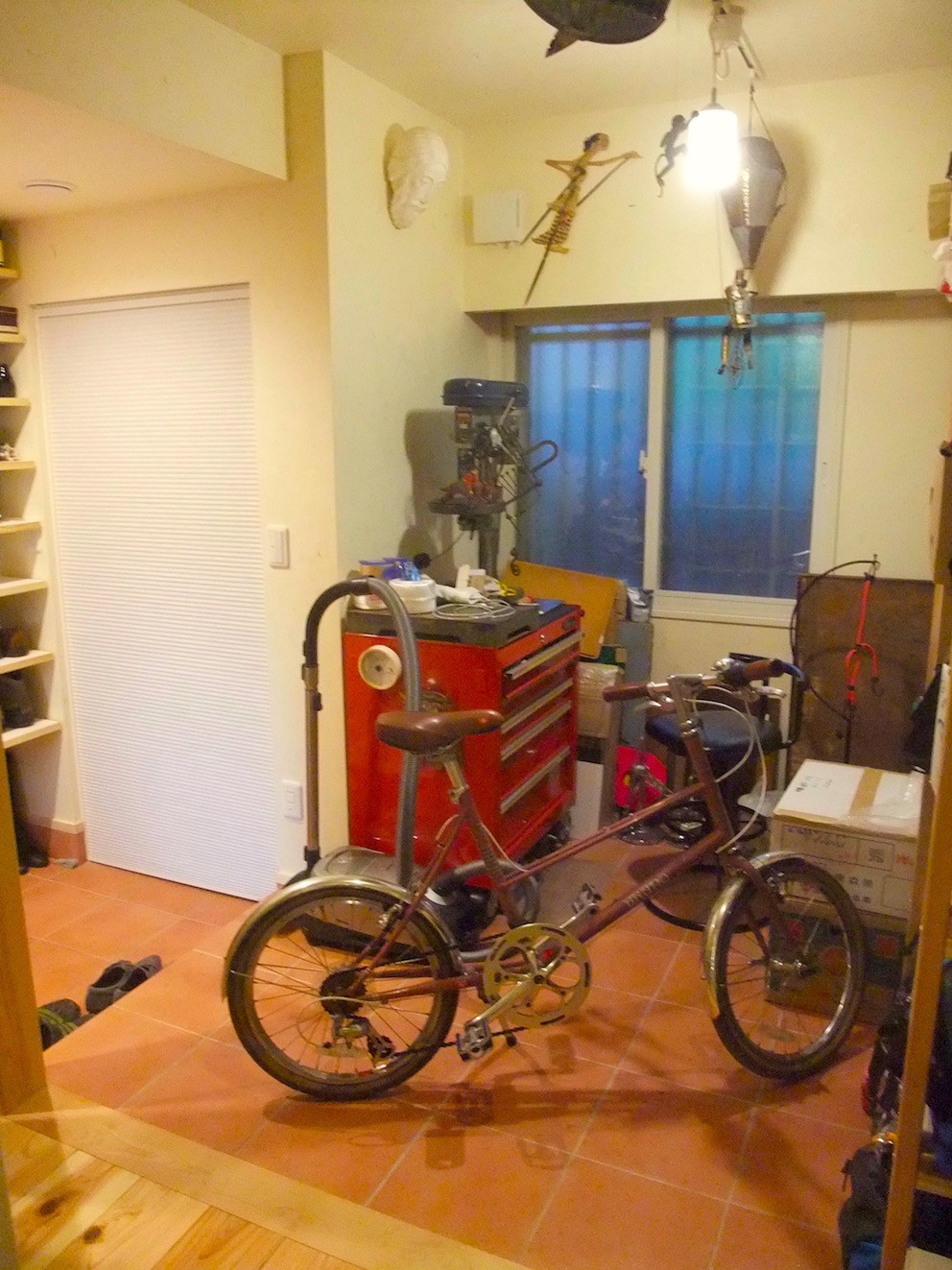 Edelweiss renovation 〜 ふたり暮らしのリノベーション 〜 (玄関廻り03)