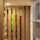 Edelweiss renovation 〜 ふたり暮らしのリノベーション 〜の写真 玄関廻り04
