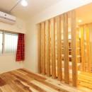 新田浩司の住宅事例「Edelweiss renovation 〜 ふたり暮らしのリノベーション 〜」