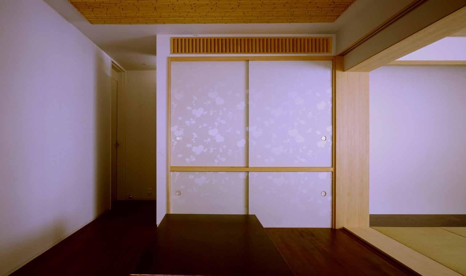 VILLA NAKAKARUIZAWA (和室)