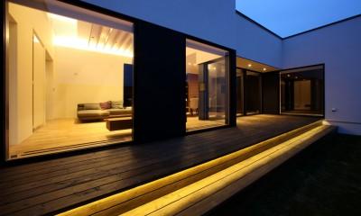 倫季の家(りんきのいえ)~自然光を取り込んだ平屋~