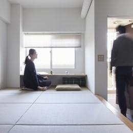 H邸-郊外の72.5平米マンションで、「今」を楽しむ
