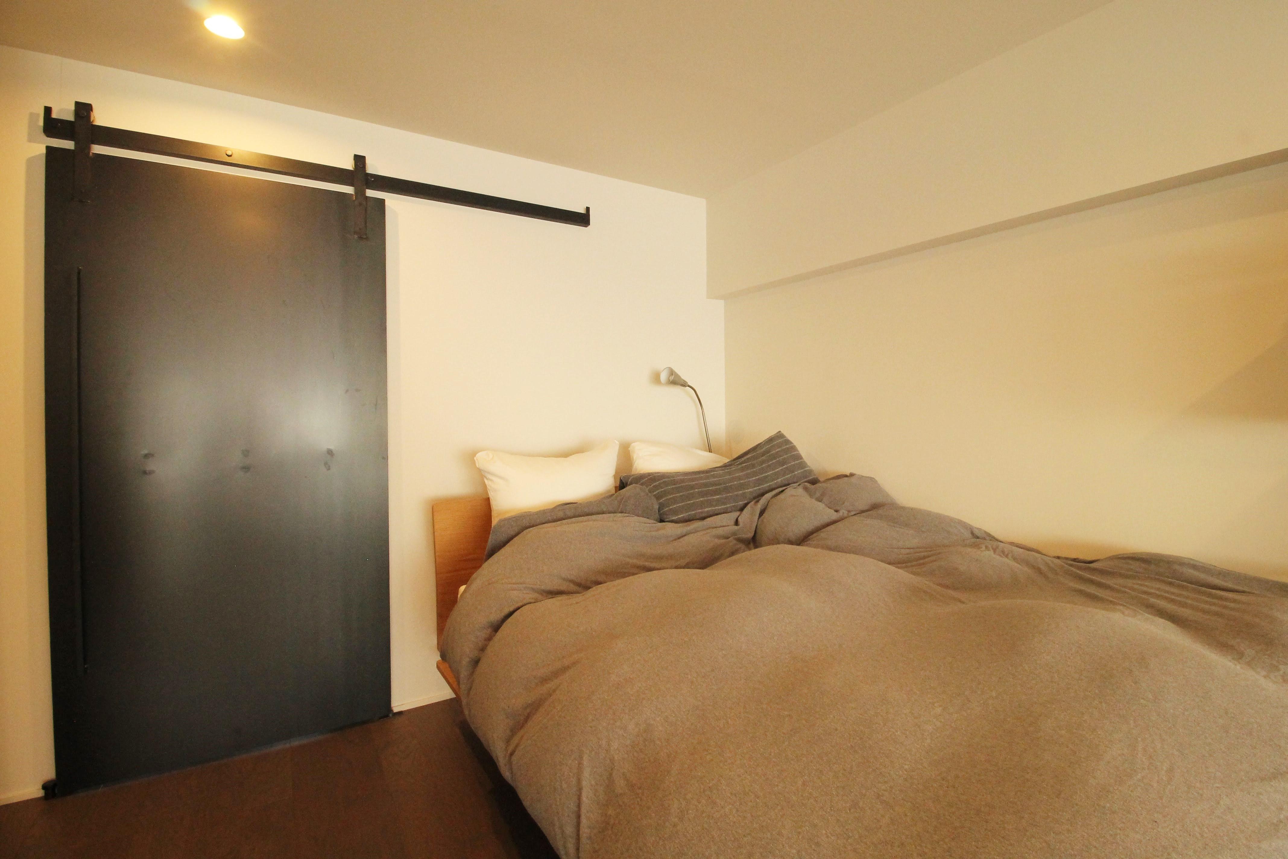 ベッドルーム事例:ベッドルーム(動線を追求した最上級の暮らし)