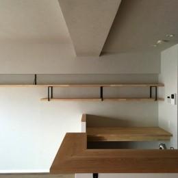 工務店 古谷野工務店の住宅事例「大井町の家-新たな生活に合わせた間仕切壁の更新」