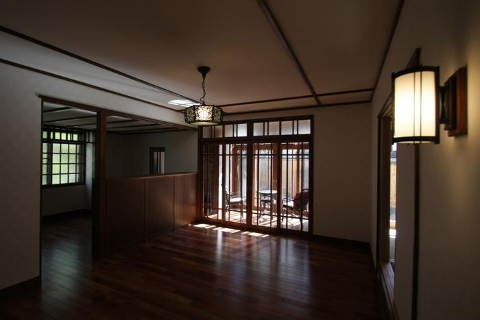 昭和初期の佇まいに暮す