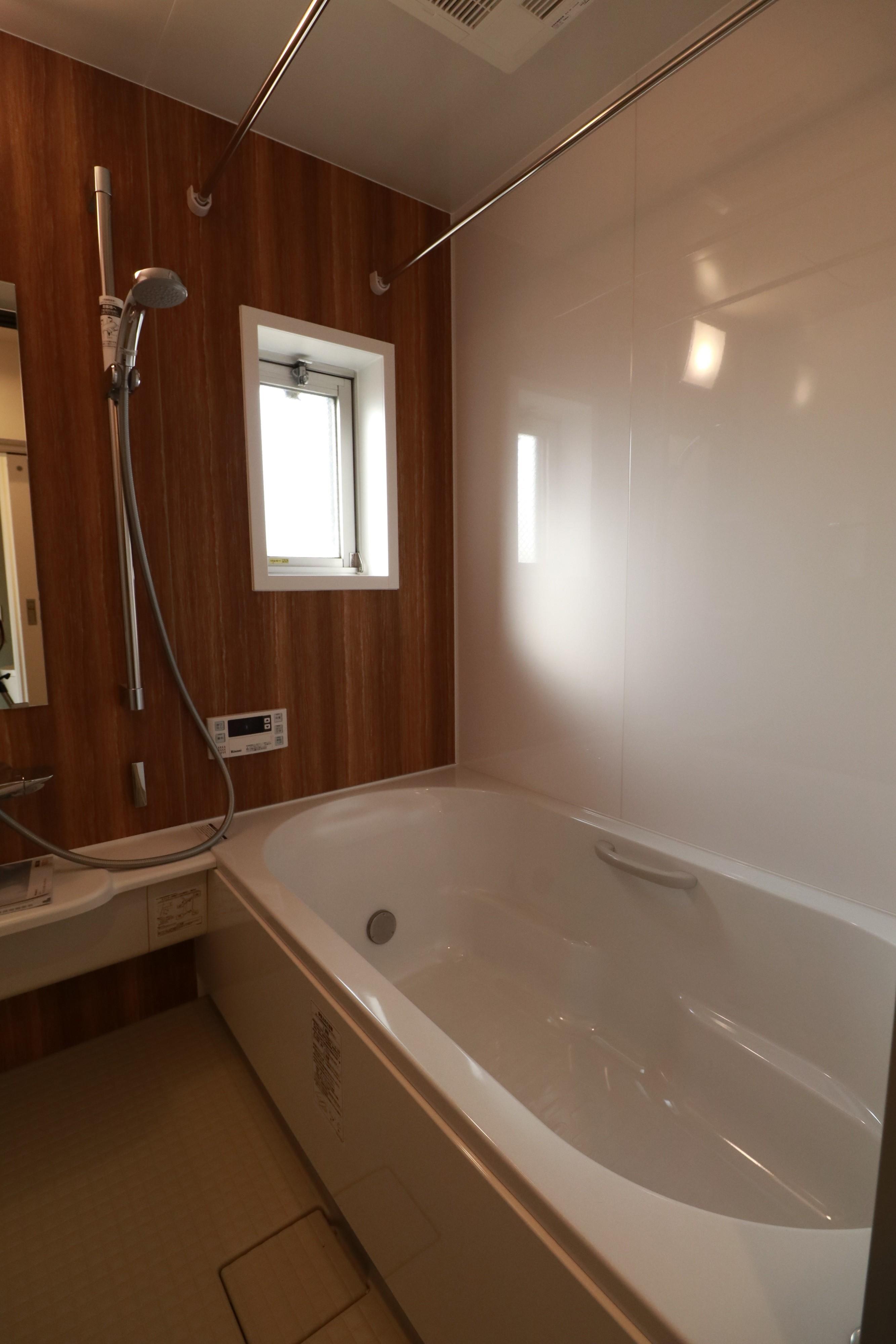 バス/トイレ事例:バス(家族の繋がりを感じるslow room)