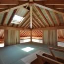 鵜沼の家の写真 屋根裏部屋