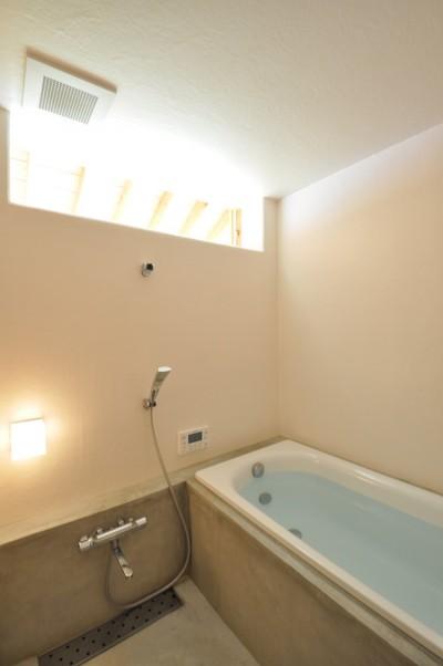 鵜沼の家 (浴室)