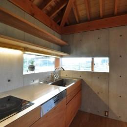 鵜沼の家 (キッチン)