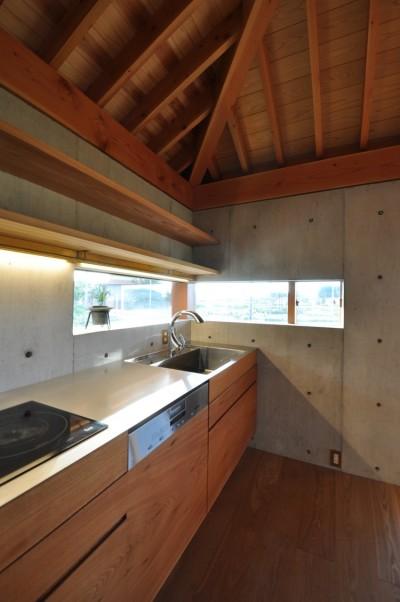 キッチン (鵜沼の家)