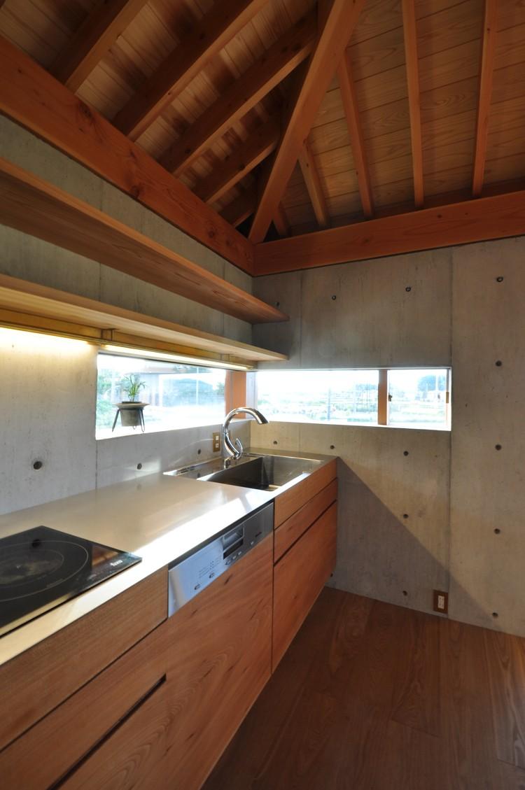 キッチン事例:キッチン(鵜沼の家)