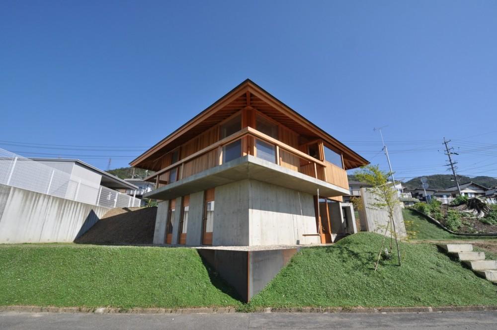 鵜沼の家 (南外観)