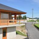 鵜沼の家の写真 西外観