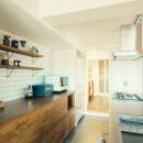 smishの写真 オリジナルデザインのキッチン