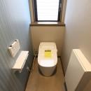 みよし市I様邸の写真 トイレ