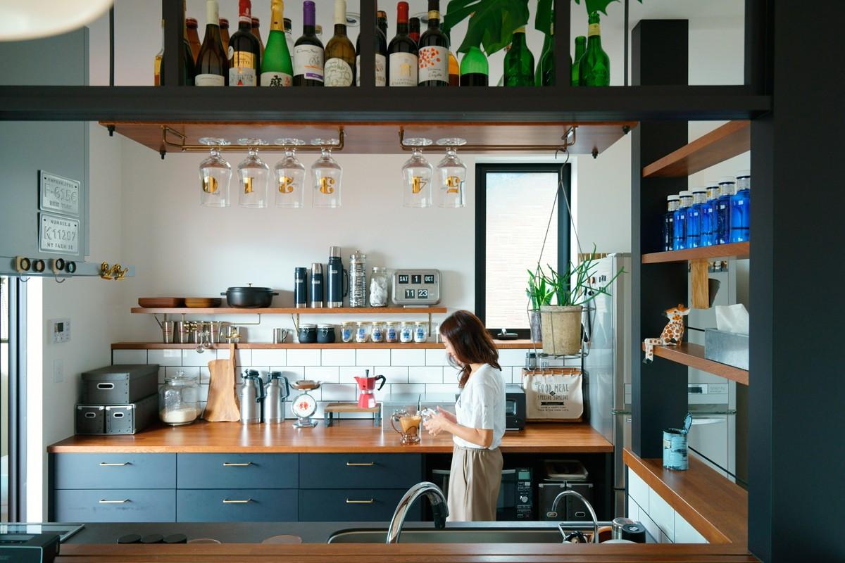 キッチン事例:キッチン(tsunagu~domani~)