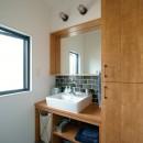 tsunagu~domani~の写真 洗面台