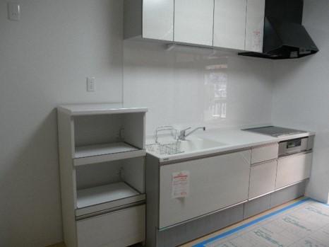 稲沢市N様邸~動線がとっても便利になった戸建てリノベーション~ (キッチン)
