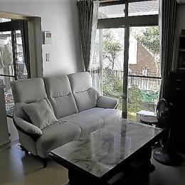 稲沢市N様邸~動線がとっても便利になった戸建てリノベーション~ (リビングダイニングルーム)