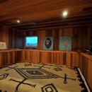 チルルームでまったりできる葉山の家の写真 チルルーム