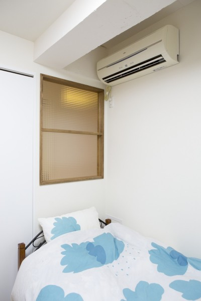 寝室・子ども部屋 (green heartful home ~オトナ・リノベーション~)