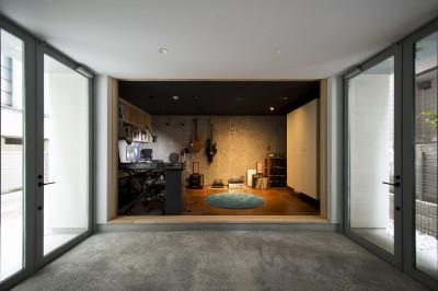 HouseM (スタジオ)