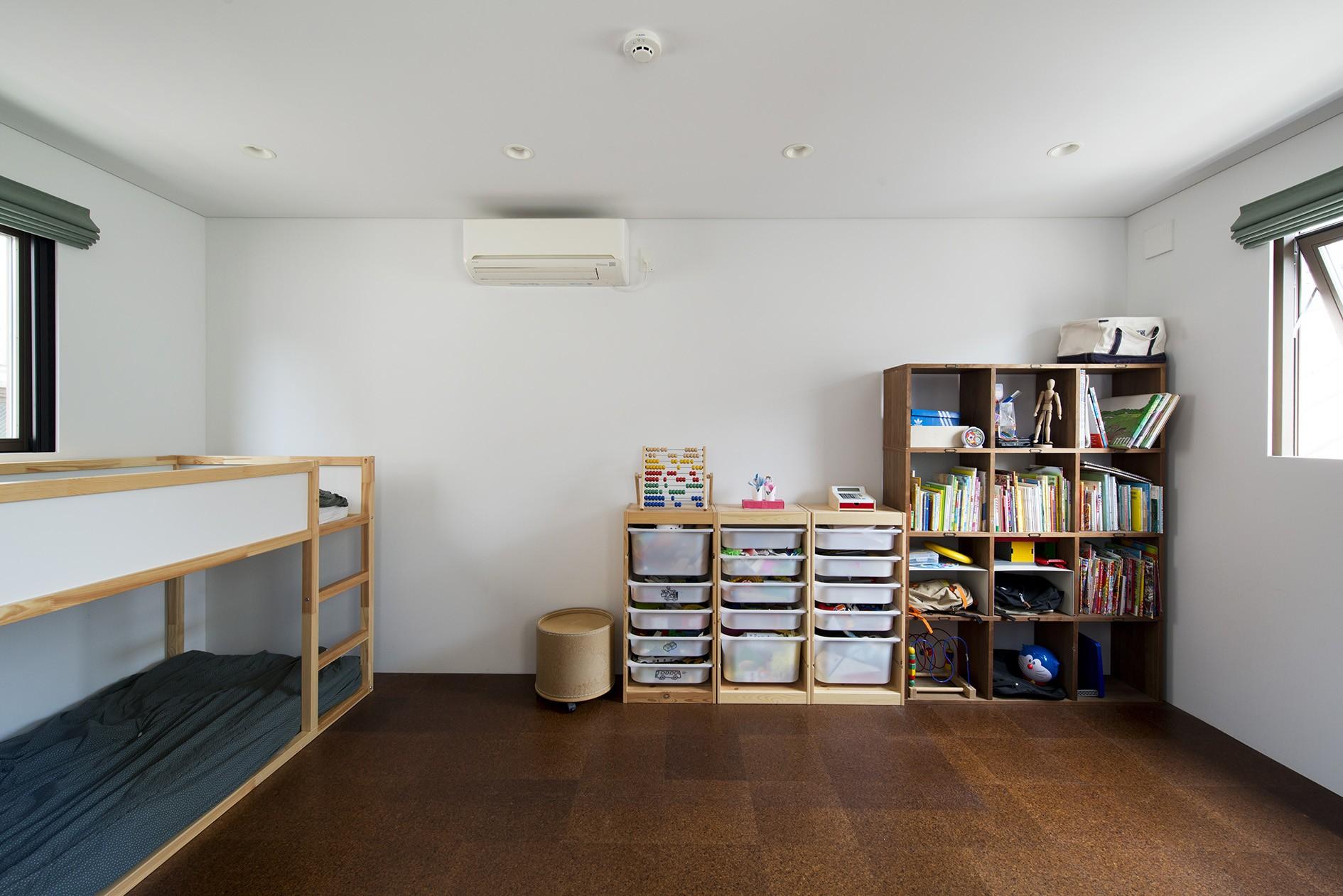 子供部屋事例:子供部屋(HouseM)
