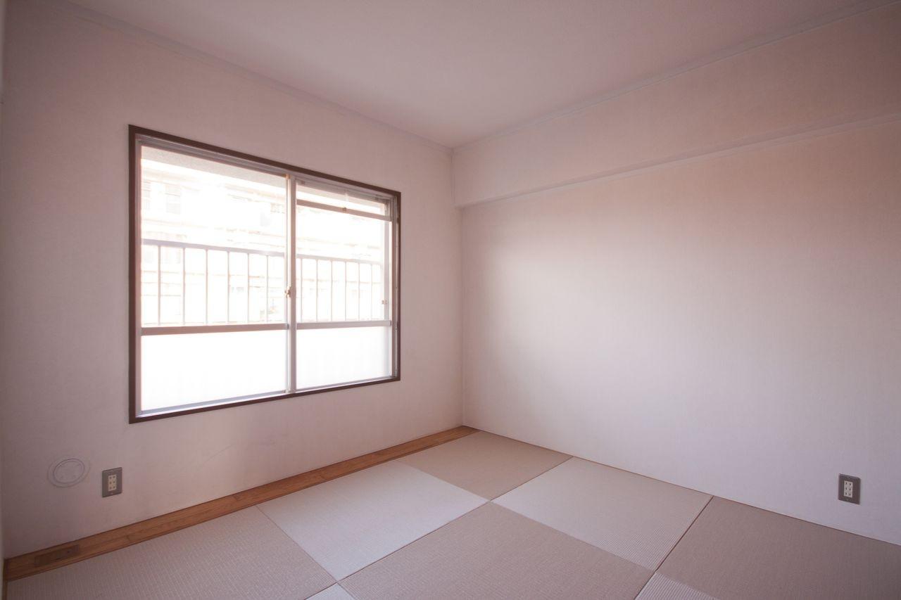その他事例:和室2(東大路高野第三住宅リペア|京都の団地を好みに合わせて団地らしく仕立て直す)