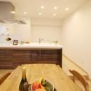 一宮リノベーションマンションの写真 キッチン