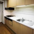 東区リノベーションマンションの写真 キッチン