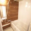 東区リノベーションマンションの写真 バスルーム