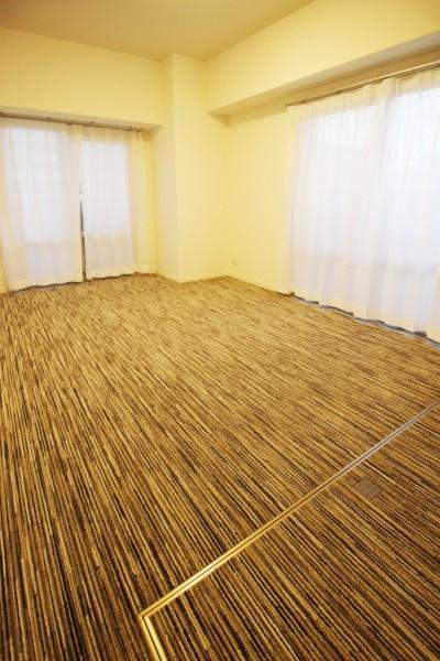 東区徳川リノベーション (洋室)