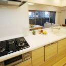 東区徳川リノベーションの写真 キッチン