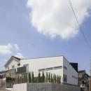 スロープの家・卍(愛犬家住宅・愛猫家住宅)の写真 外観