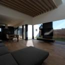 倫季の家(りんきのいえ)~自然光を取り込んだ平屋~の写真 開放感のあるLDK