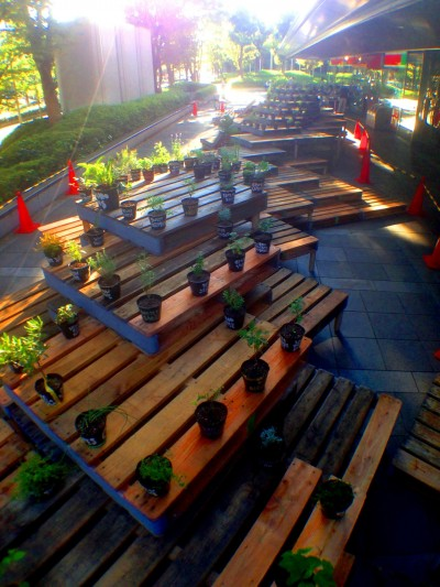 podium space (Platform)