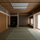 北林泉の家の写真 落ち着いた印象の和室