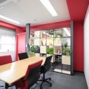 名古屋市中区オフィスの写真 応接スペース