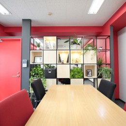 名古屋市中区オフィス (ディスプレイ)