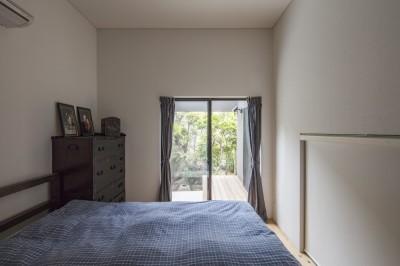 寝室 (V邸)