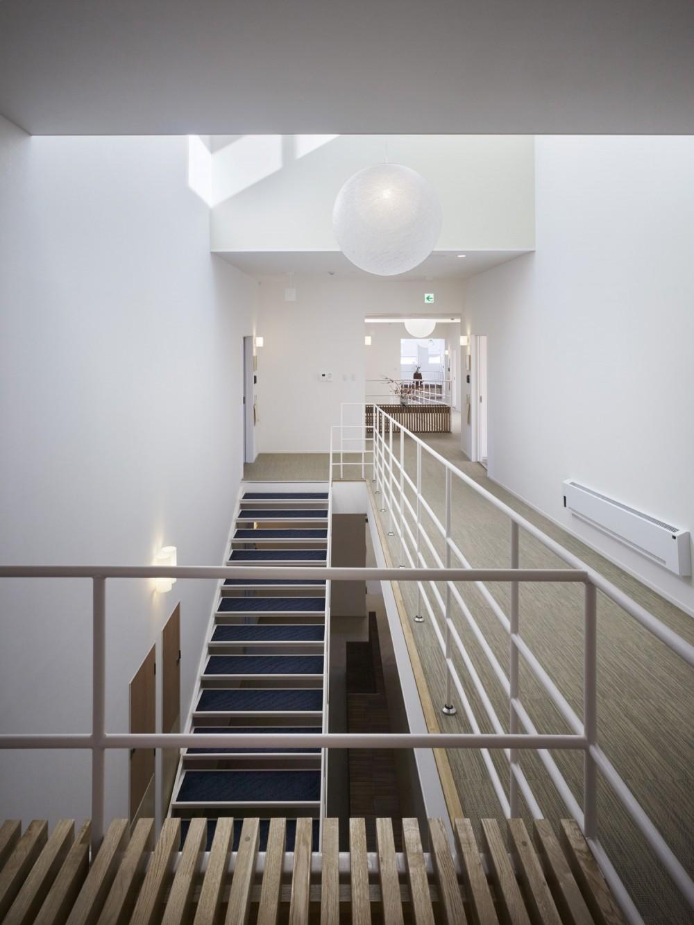 オークフィールド八幡平 (階段)