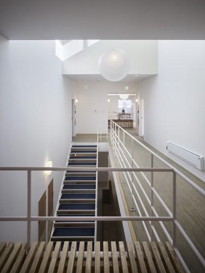 階段 (オークフィールド八幡平)